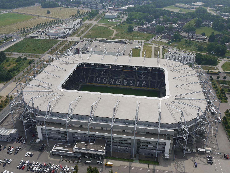 [MC - FIFA 15] ALBERTO ACOSTA - Tottenham Hotspurs [ENG] ★ Luftbild-BorussiaPark3-Juli2013-Pittelkow-1